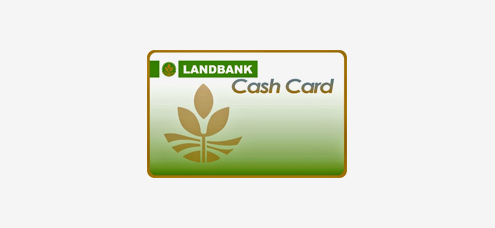 Landbank Cash Card